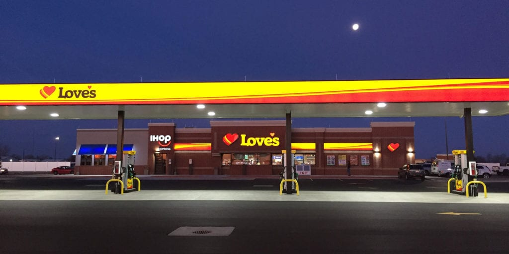 LOVE'S – Williams, CA