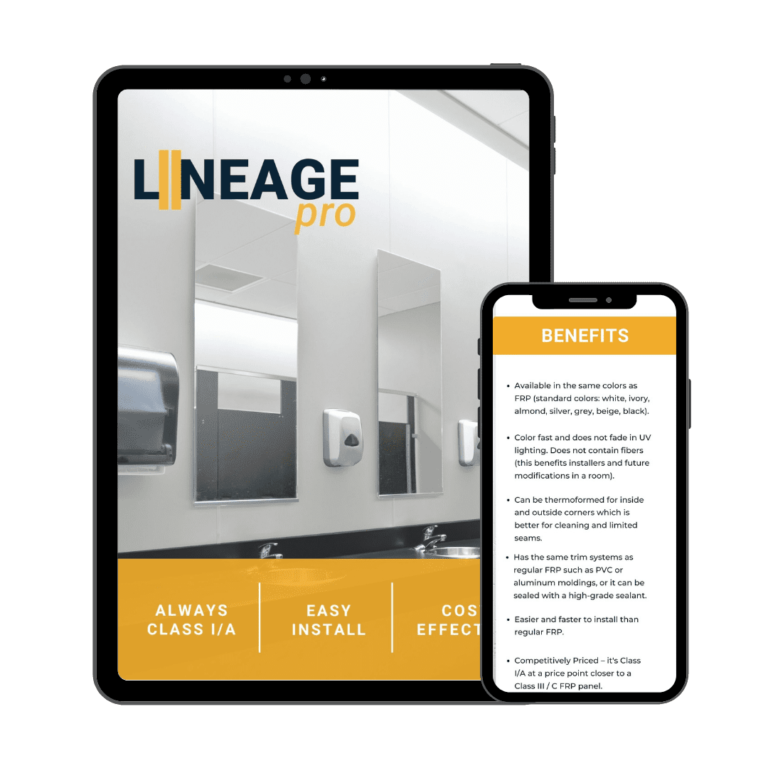 Lineage Pro by AWS Mockup